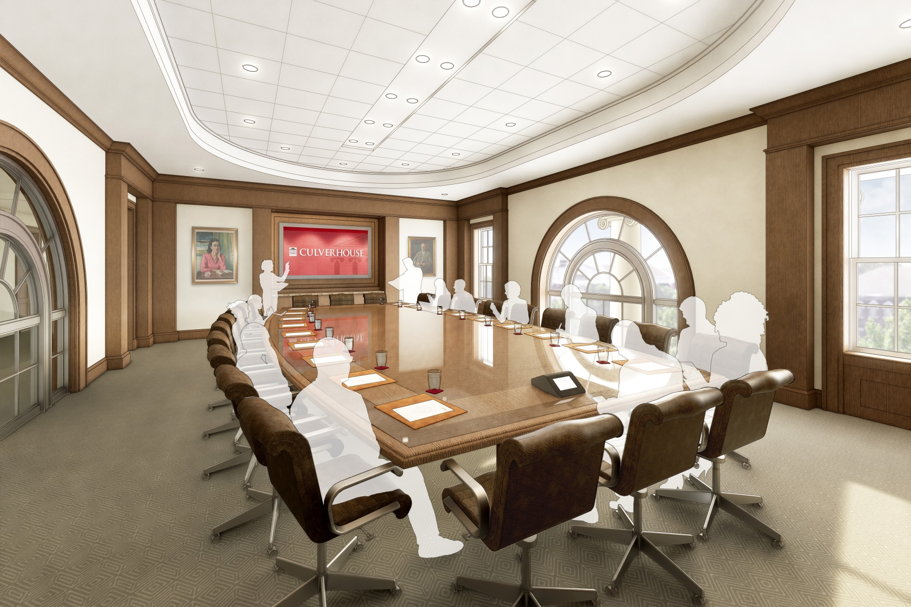 Interior_Board Room