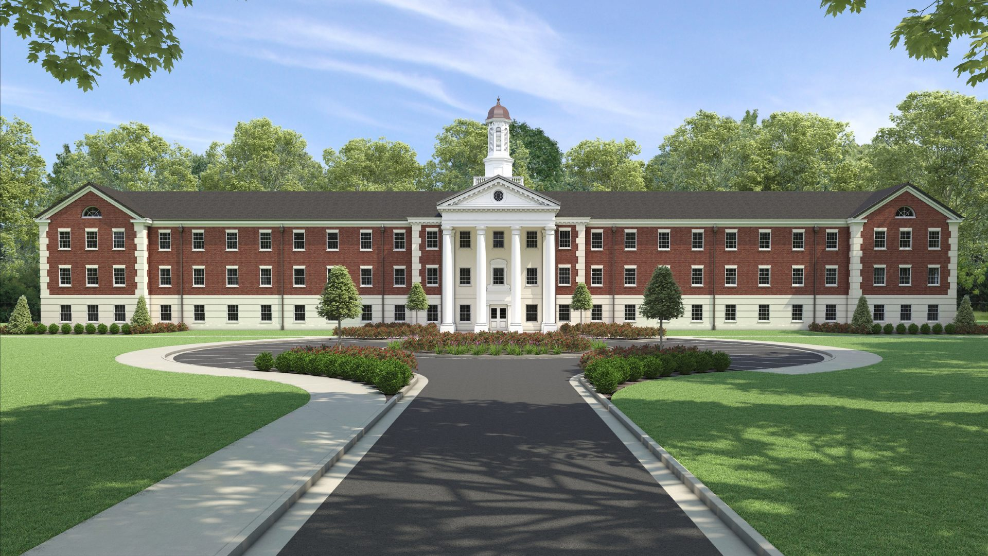 University Hall Renovation