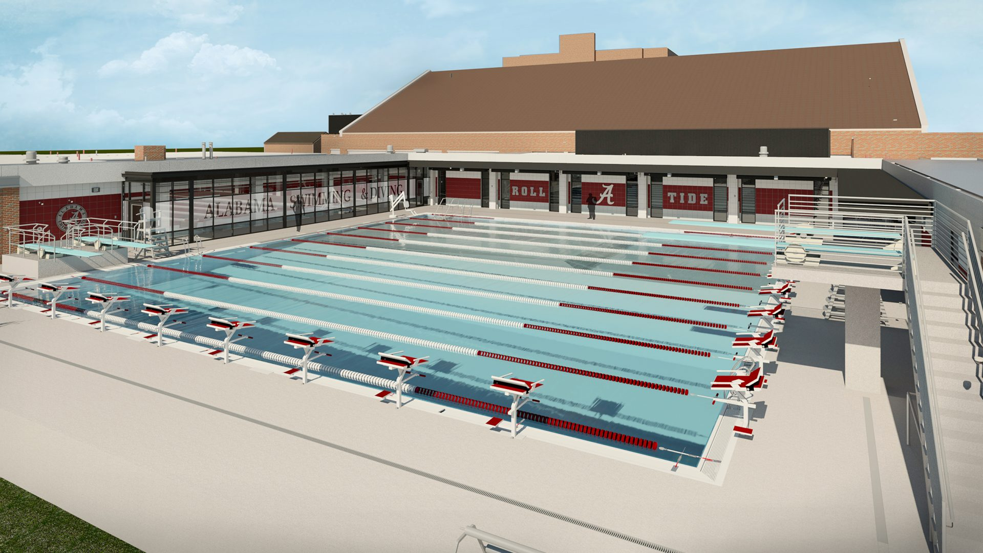 Aquatic Center Renovations